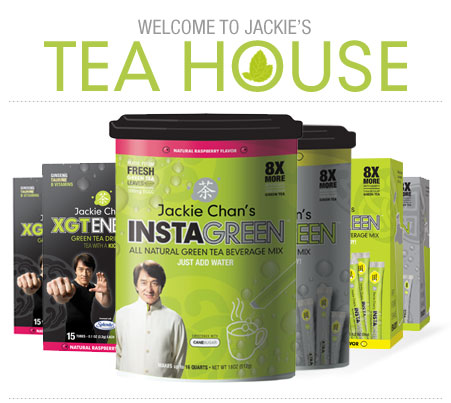 Welcome to Jackie's Tea House